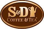 S & D Coffee & Tea logo